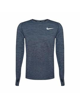 Nike Dry Knit Men's Long Sleeve Running Top by Nike