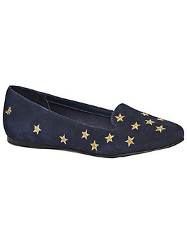 Jack Rogers Starstruck Suede Flat by Jack Rogers