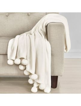 Parma Ivory Throw by Pier1 Imports