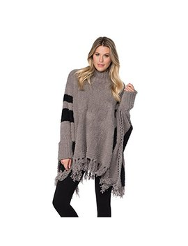 Barefoot Dreams Cozychic Beach Poncho by Barefoot Dreams
