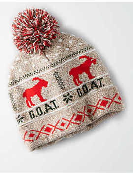 Light Up Goat Beanie by American Eagle Outfitters