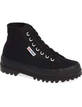 2553 Cotu Sneaker Boot by Superga