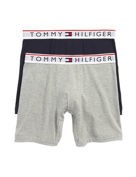 2 Pack Boxer Briefs by Tommy Hilfiger