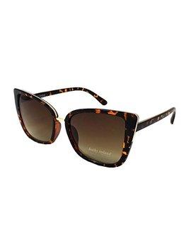 Kathy Ireland Womens Oversized Fashion Cat Eye Sunglasses by Kathy Ireland