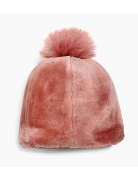 Solid Sheepskin Beanie by Ugg