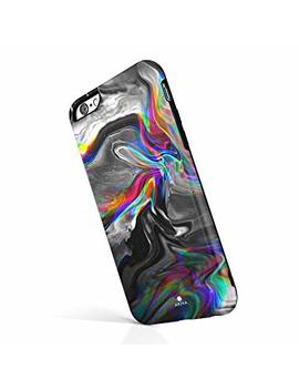 I Phone 6/6s Case Marble, Akna Collection High Impact Flexible Silicon Case For Both I Phone 6 & I Phone 6s [Dreaming Marble] (891 U.S) by Akna