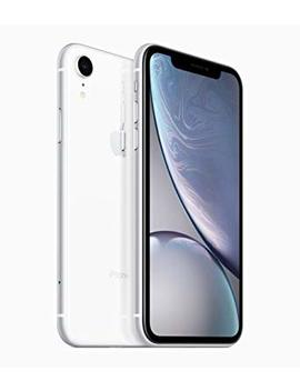 "Apple I Phone Xr, Fully Unlocked 6.1"", 64 Gb   White by Apple"
