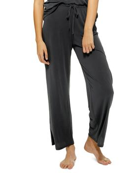 Cupro Lounge Pants by Topshop