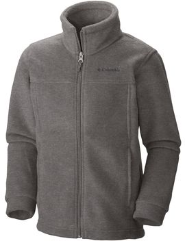 Columbia Boys' Steens Mountain Fleece Jacket by Columbia