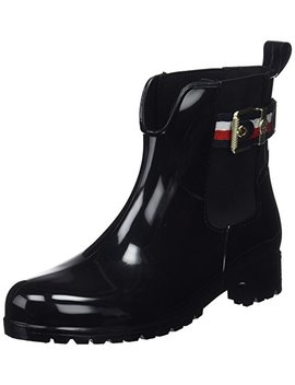 Tommy Hilfiger Corporate Belt Rain Womens Boots by Tommy+Hilfiger
