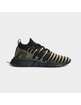 Dragonball Z Eqt Support Mid Adv Primeknit Shoes by Adidas
