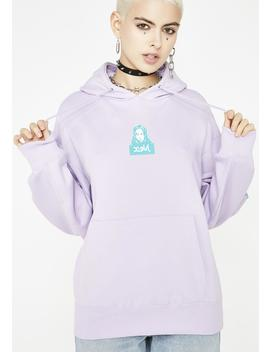 Face Sweat Hoodie by X Girl