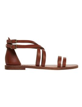 Binnie Tan Sandal by Windsor Smith