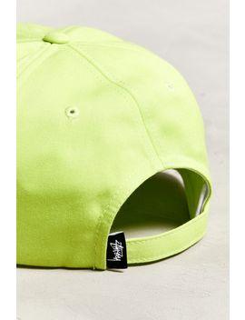 Stussy 3 D Logo Strapback Hat by Stussy