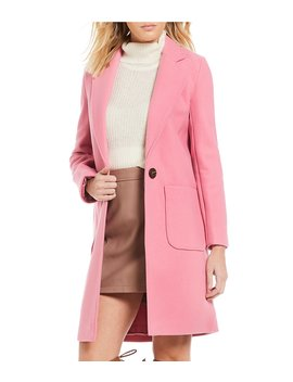 Sammy Button Front Jacket by Gianni Bini