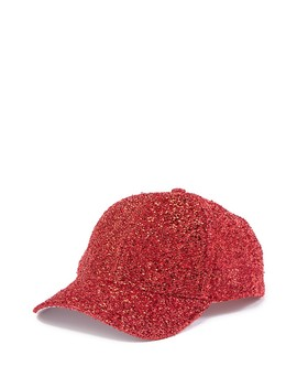 Tinsel Baseball Cap by Collection Xiix
