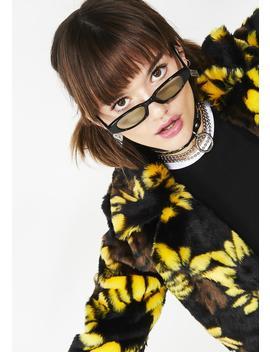 Kush Lulu Retro Sunglasses by Replay