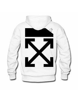 Off White Must Be Nice Pullover Hoodies For Men by Off White Apparel