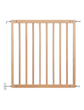 John Lewis & Partners Single Panel Wooden Safety Gate by John Lewis & Partners
