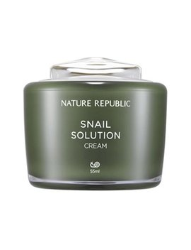 Nature Republic Snail Solution Cream 55ml by Nature Republic