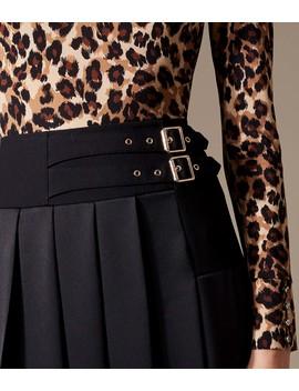 Waist Emphasis Pleated Skirt by Sd073 Sd047 Ke137 Te035 Kd092 Sd045 Kd107 Kd067 Kd179 Kd106 Kd034 Kd043 Dd044 Td153 Td120