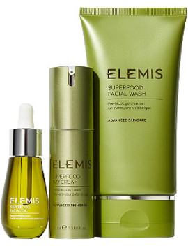 Online Only Superfood Super Skin 3pc Collection by Elemis