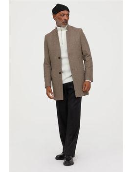 Cappotto Con Collo Alto by H&M