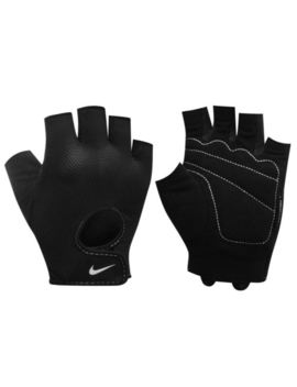 Nike Ladies Fundamental Training Gloves Gym Bike Black All Sizes S122 1 by Ebay Seller