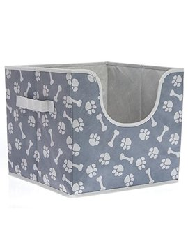 Top Paw Folding Pet Storage Box by Top Paw