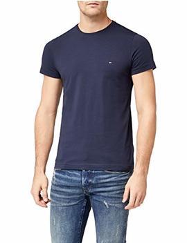 Tommy Hilfiger Core Stretch Slim Cneck Tee, T Shirt Uomo by Tommy Hilfiger