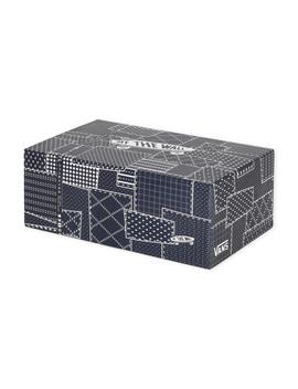 Fdmtl Og Classic Slip On Lx Vault Sneakers Black by Vans