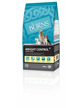 Burns Dog Food Weight Control For Overweight Or Diabetic Adult Dogs 15 Kg by Burns Pet