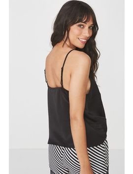 Love Story Woven Cami by Cotton On