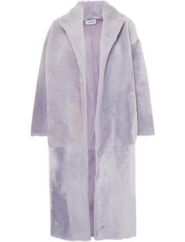 Shearling Coat by 16 Arlington