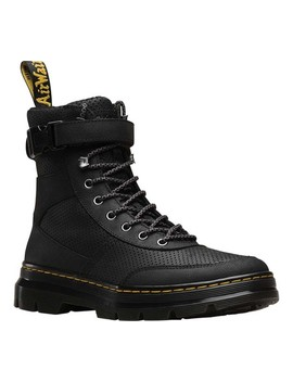 Combs Tech 8 Eye Boot by Dr. Martens