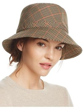 Rain Bucket Hat by Eric Javits
