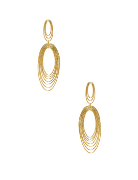 Presley Statement Drop Earrings by Gorjana