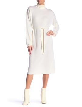 Merino Wool Sweater Dress by Tibi