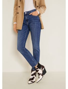 Lonny Relaxed Jeans by Mango