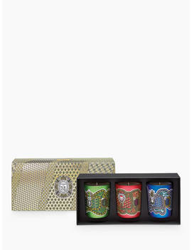 Diptyque Set Of 3 190g Candles by Diptyque