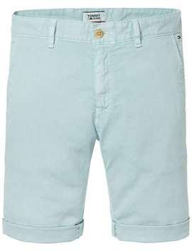 Tommy Jeans Straight Fit Chino Shorts by Tommy Hilfiger