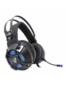 Redgear Cosmo 7.1 Gaming Headphones With Rgb Led Effect, Mic And In Line Controller by Redgear