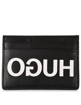 Logo Cardholder by Hugo