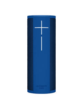 Ultimate Ears Megablast Bluetooth Wi Fi Waterproof Portable Speaker With Alexa Voice Recognition & Control, Blue by Ultimate Ears