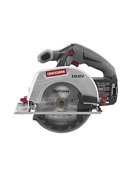 "Craftsman C3 6.5"" 19.2 V Circular Saw Craftsman C3 6.5"" 19.2 V Circular Saw by Sears"