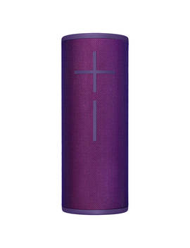 Ultimate Ears Megaboom 3 Bluetooth Waterproof Portable Speaker, Ultraviolet Purple by Ultimate Ears