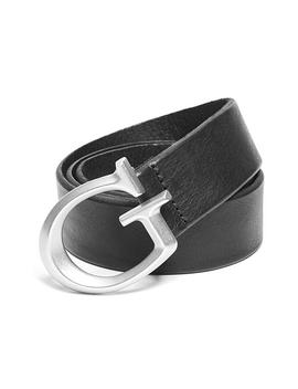 Reversible G Logo Buckle Belt by Guess