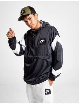 Nike Air Woven 1/2 Zip Jacket by Nike