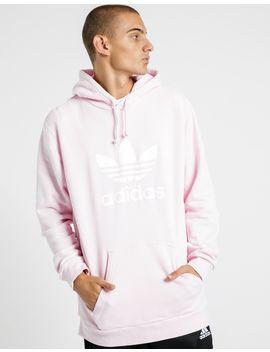 Adidas Overhead Trefoil Hoodie by Jd Sports