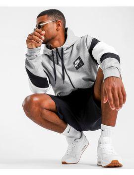 Nike Air Sportswear Full Zip Colour Block Hoodie by Nike